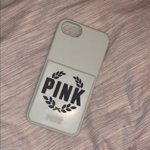 iphone 6/7/8 vs pink case